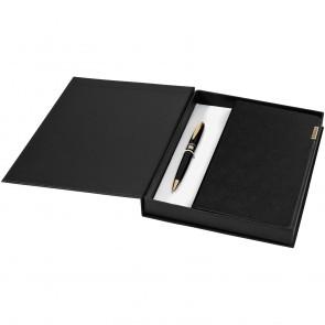Gavesæt med notesbog