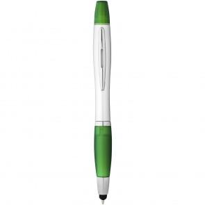Nash stylus kuglepen med overstregningspen