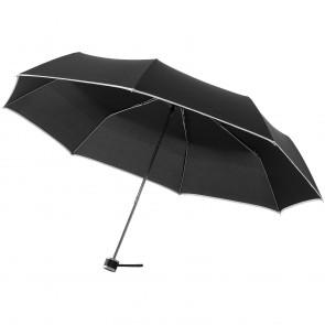 "21"" paraply med 3 sektioner"