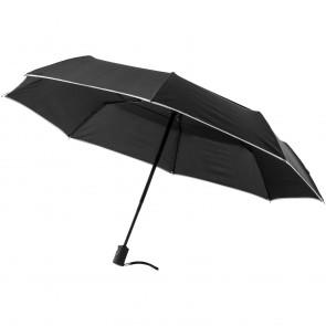 """21"""" Vierge automatisk paraply med 3 sektioner"""