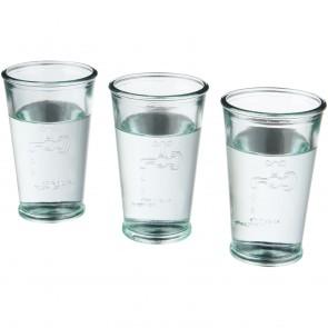 3 vandglas