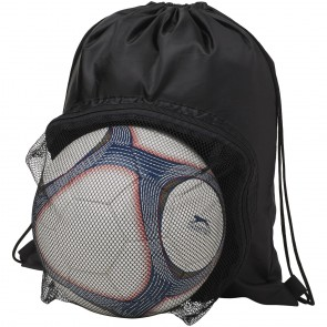 Sport Ball drawstring black
