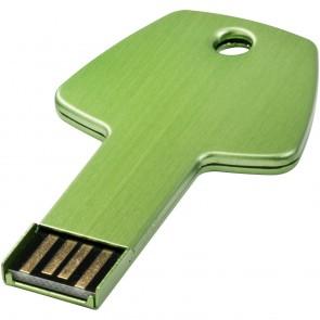 Nøgleformet USB stik 4GB