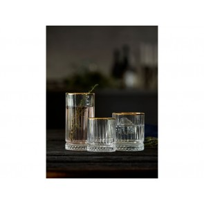 Lyngby Firanze vandglas - 4 stk.