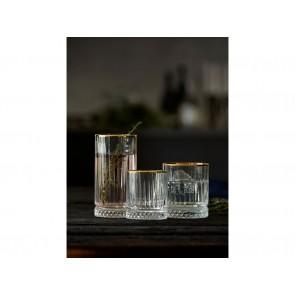 Lyngby Firanze whiskyglas -  4 stk.