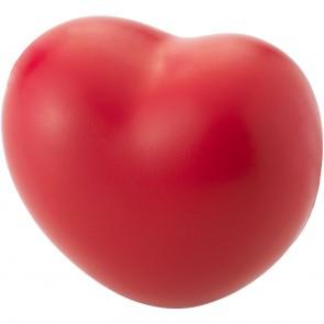 Hjerteformet antistressbold