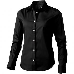 Hamilton langærmet skjorte