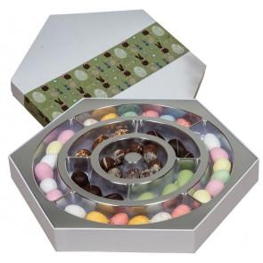 Chokoladeæske Renommè, assorterede chokolader 510-524g