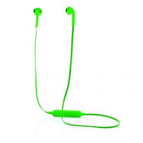 Trådløs øretelefon med etui
