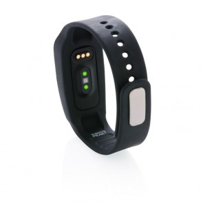 Swiss Peak activity tracker med dynamisk pulsmåler