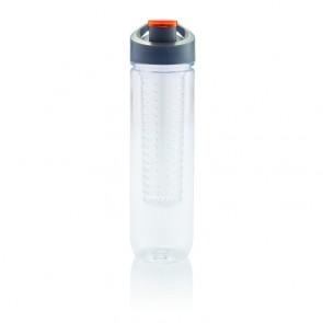 Vandflaske med dispenser