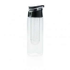 Låsbar dispenser flaske