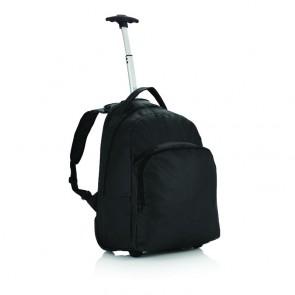 Gylden rygsæk-trolley PVC-fri