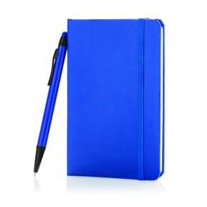 Basic hardcover A6 skitsebog med stylus pen