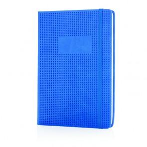 Luksus PU hullet hardcover notesbog