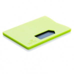 RFID anti-scanning kortholder