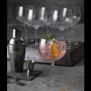 Luigi Bormioli spansk gin & tonic glas 8 stk.