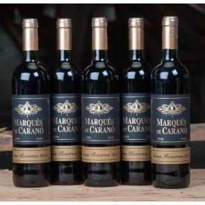 Marques de Carano pakken