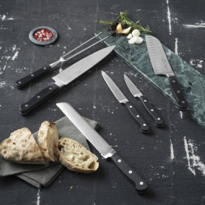 LION Sabatier Pluton knivsæt, 6 dele
