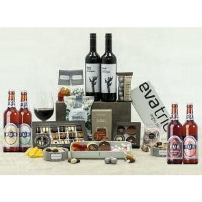 Mogens Gavepakken + Fur øl