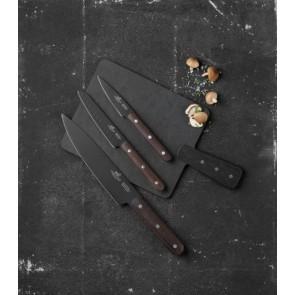 Epicurean serveringsbræt og Sabatier Phenix knivsæt - 3 dele