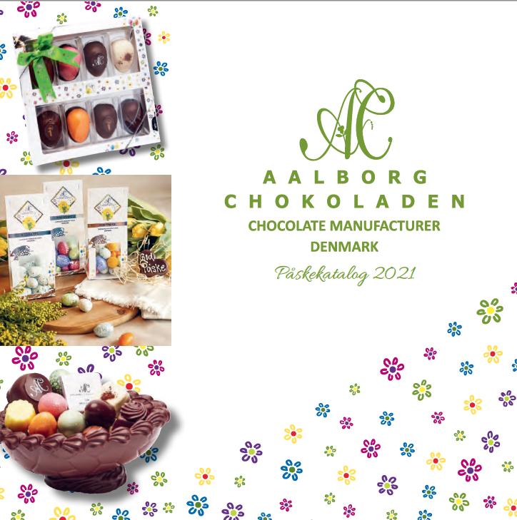 Påske 2021 Aalborg Chokolade